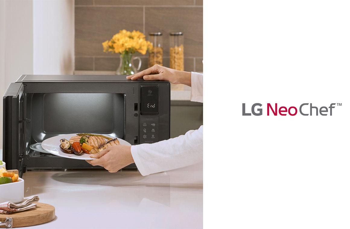 LG NeoChef Рецепты