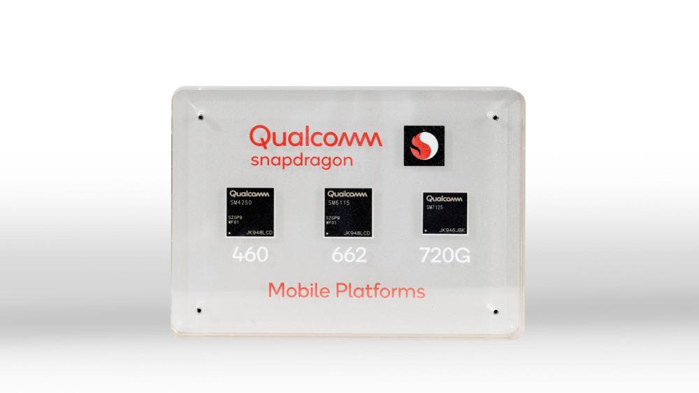 Snapdragon 720G, 662 и 460