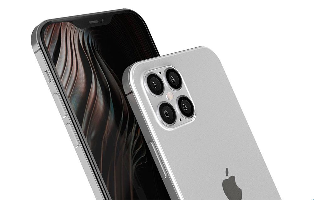 Рендер iPhone 12