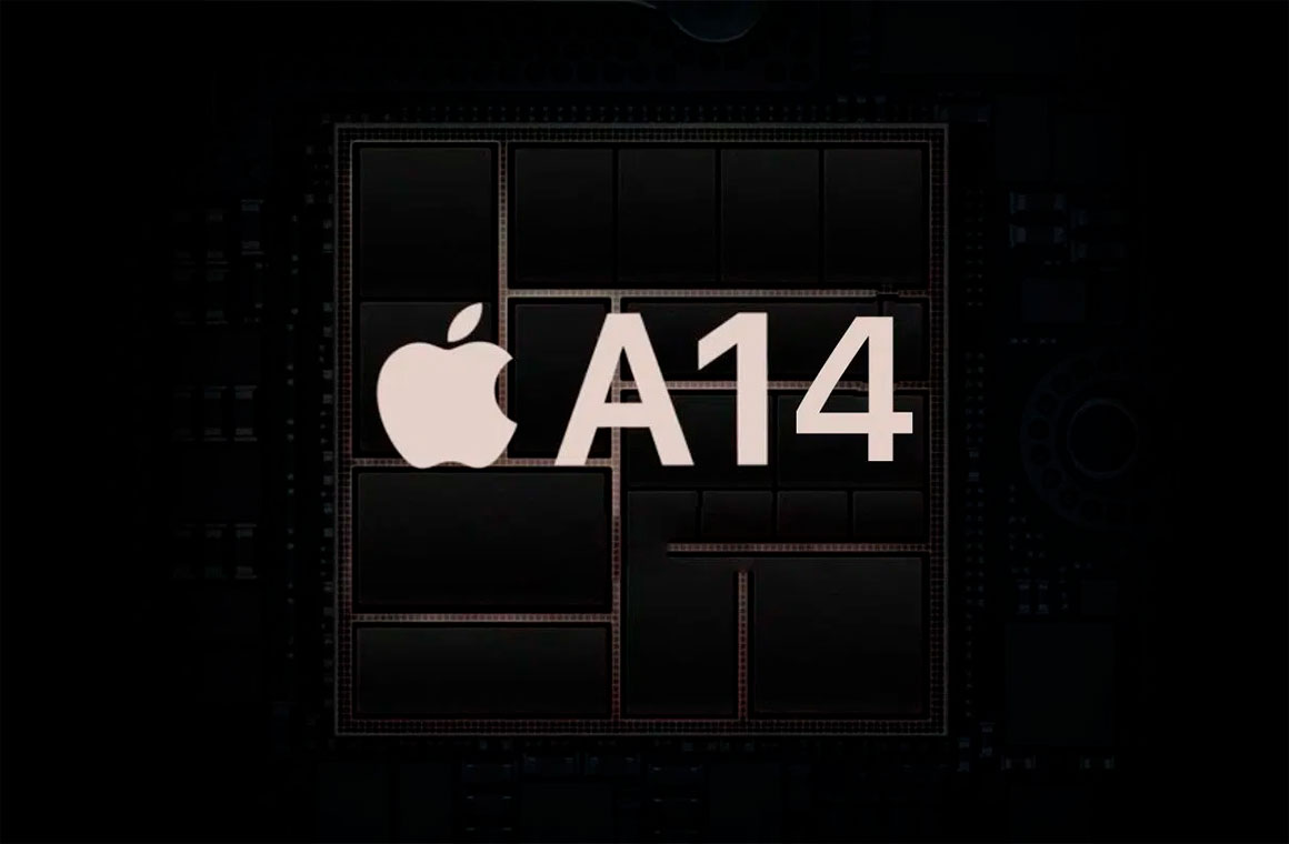 Apple A14 iPhone
