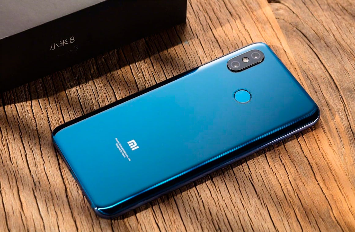 Xiaomi Pocophone F1 Back