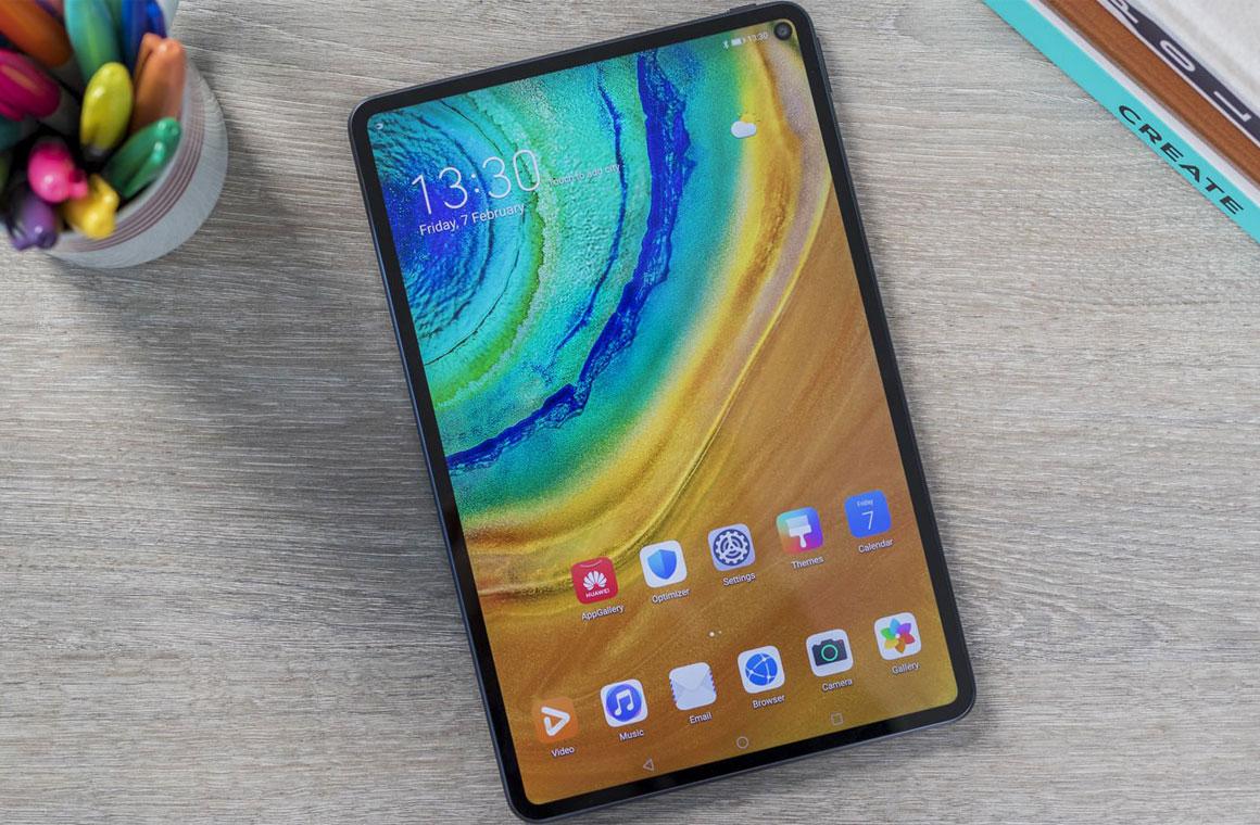 Huawei MatePad Pro экран