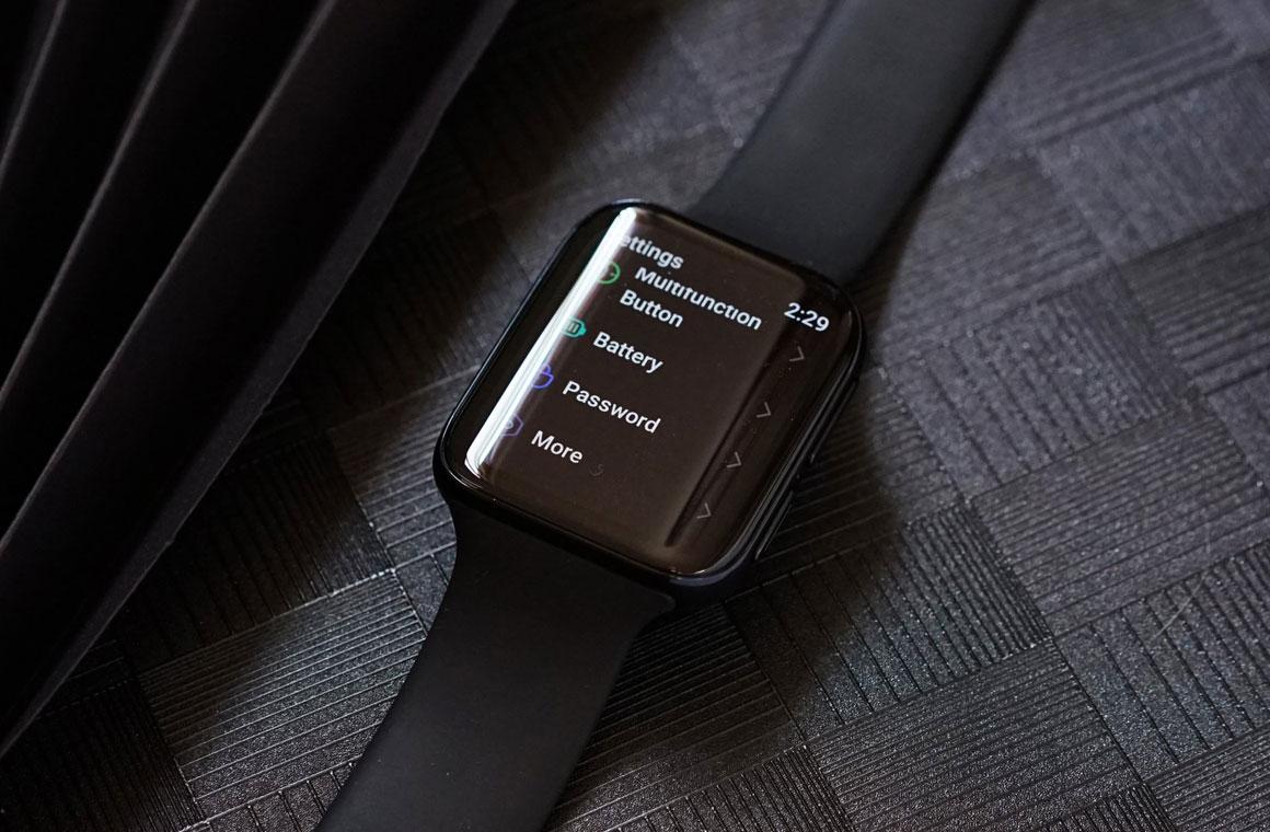 Часы Oppo на Wear OS