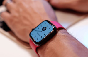 Отчет Strategy Analytics по Apple Watch