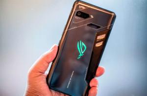 Задняя панель Asus ROG Phone