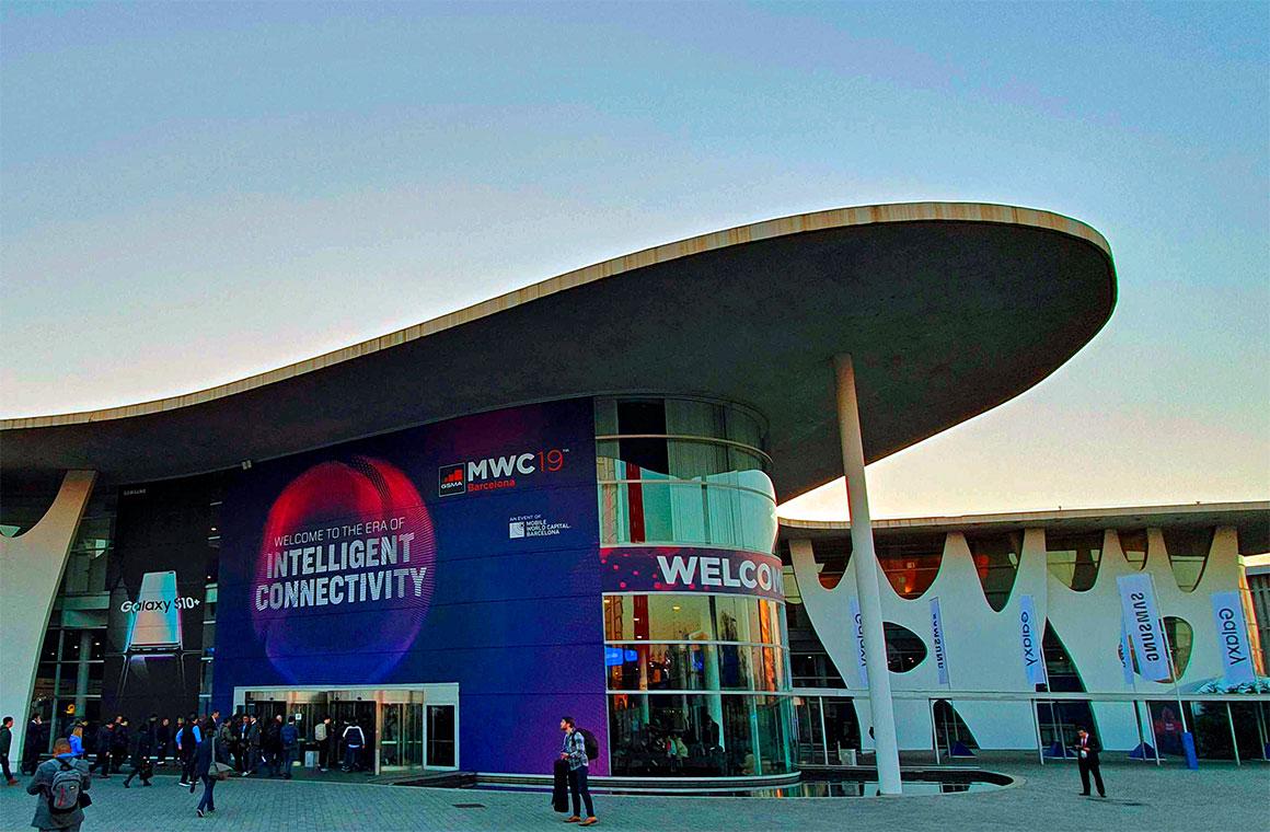 Пресс-конференция MWC 2020