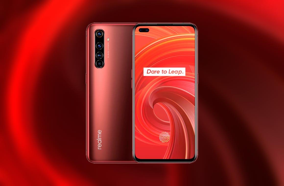 Обновленный Realme X50 Pro 5G
