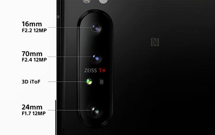 Sony Xperia 1 II Camera Setup