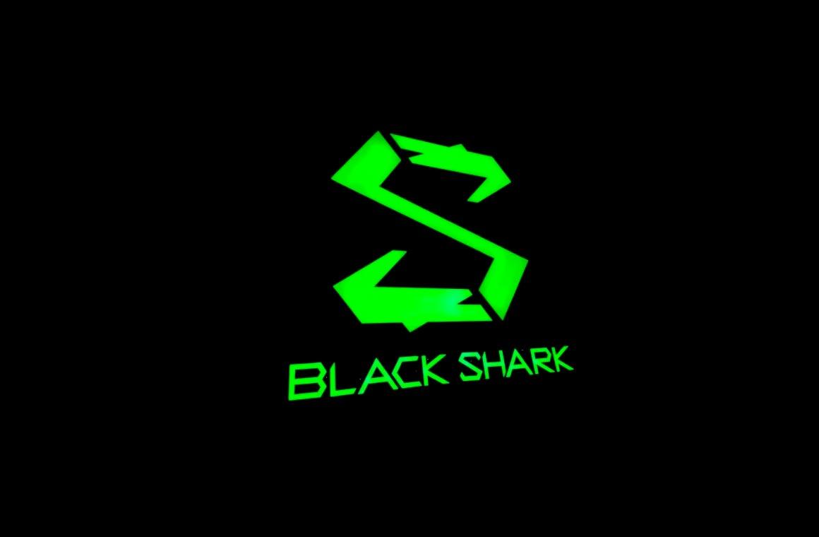 Старый логотип Black Shark