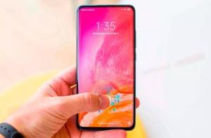 Лицевая панель Xiaomi Mi 10
