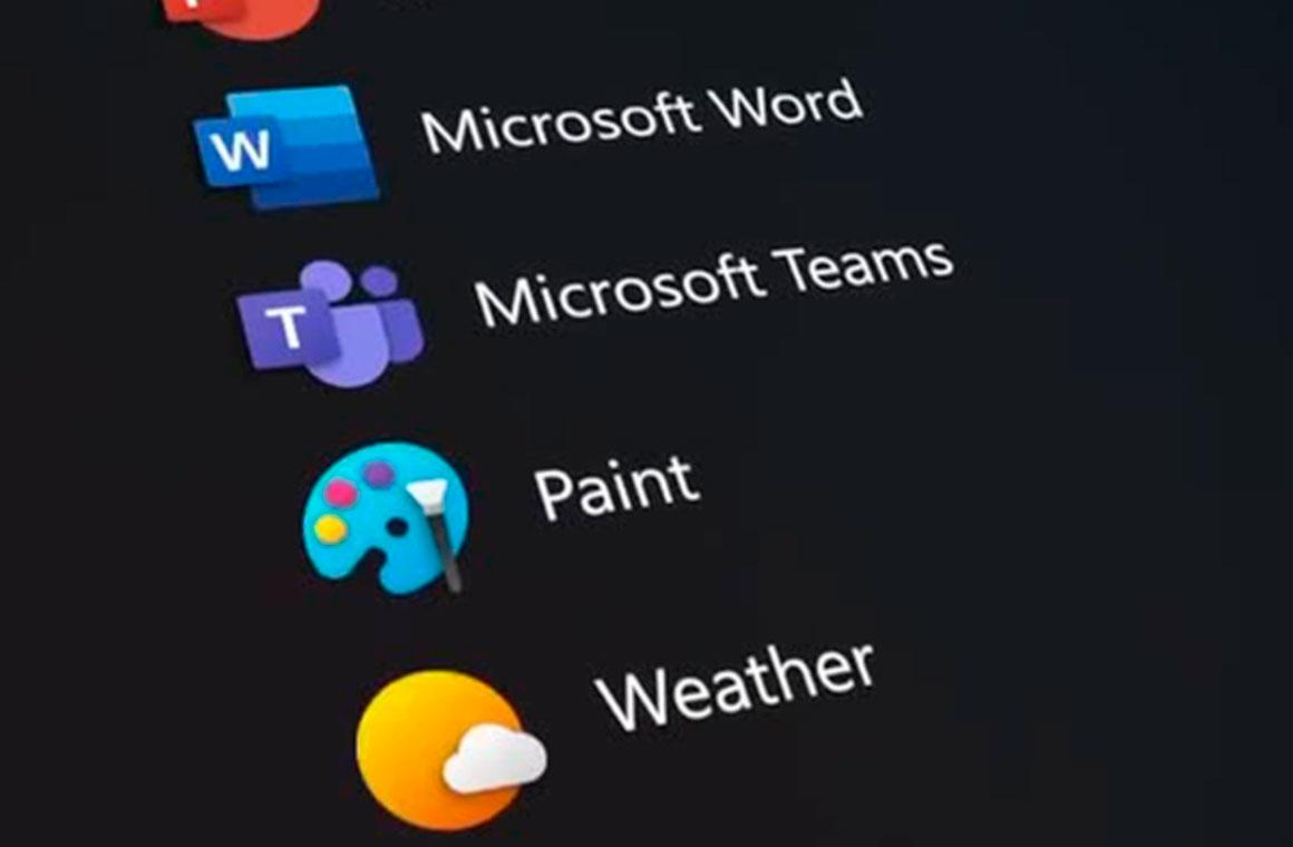 Microsoft Windows 10 новый дизайн