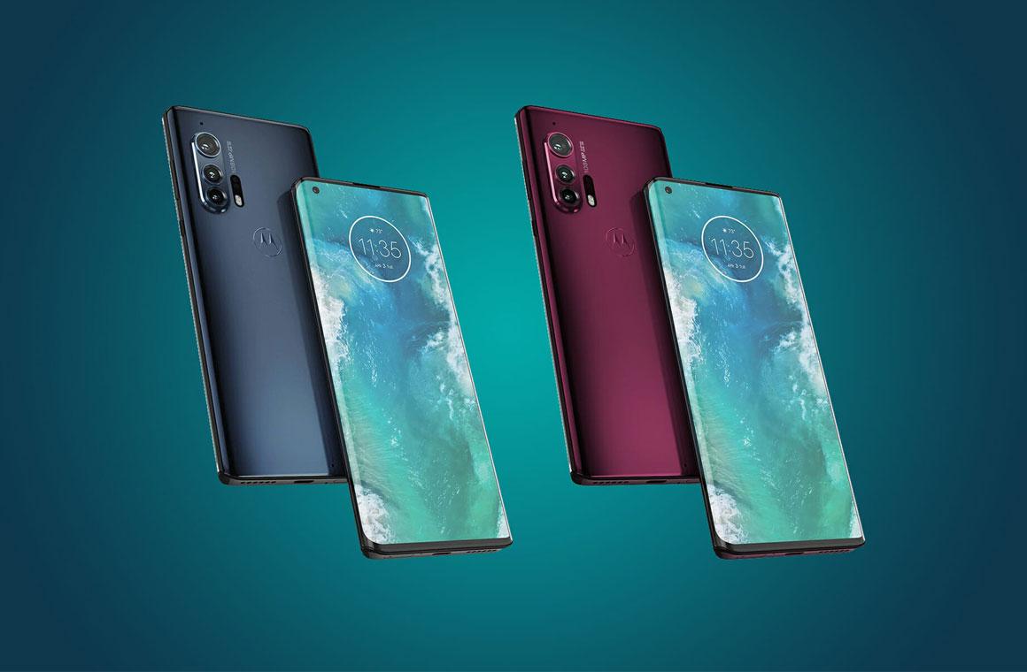 Motorola-Edge+ цвета