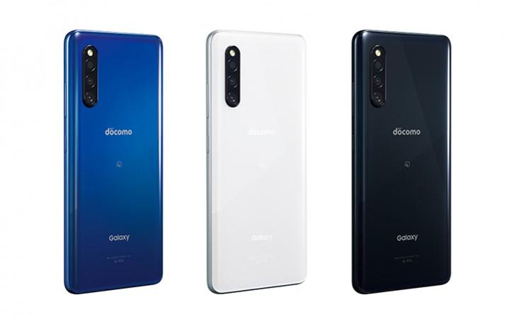 Samsung Galaxy A41 цвета