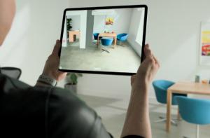 AR-технологии в iPad Pro 2020