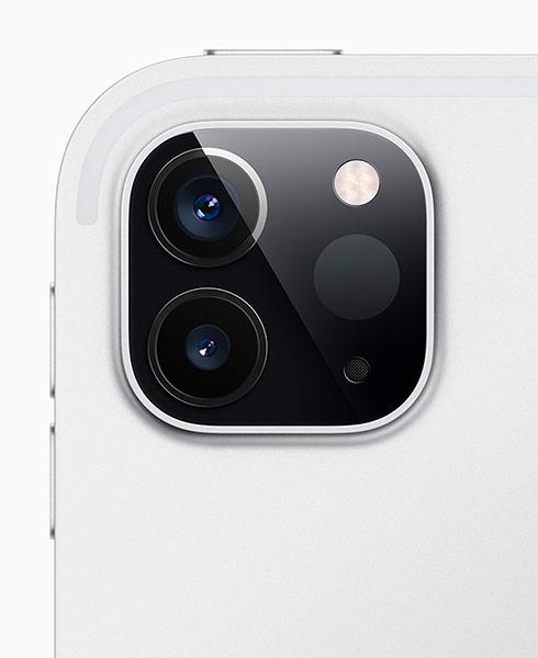 Широкоугольная камера в iPad Pro 2020