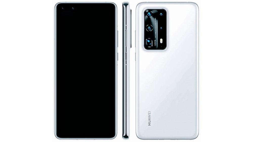 Huawei P40 Pro Plus White