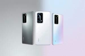 Huawei P40, P40 Pro и P40 Pro +