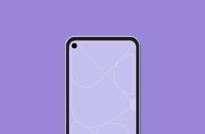 Google Pixel 4a спереди