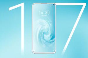 Meizu 17 экран