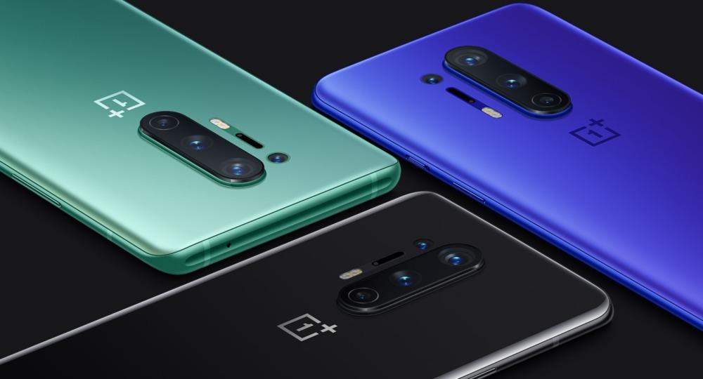 OnePlus 8 Pro цвета