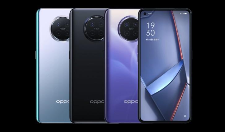 Oppo Ace2 цвета