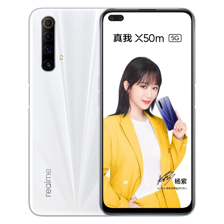 Realme X50M 5G белый