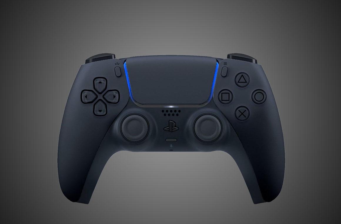 Sony DualSense черный