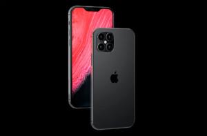 Концепт iPhone 12 PRo