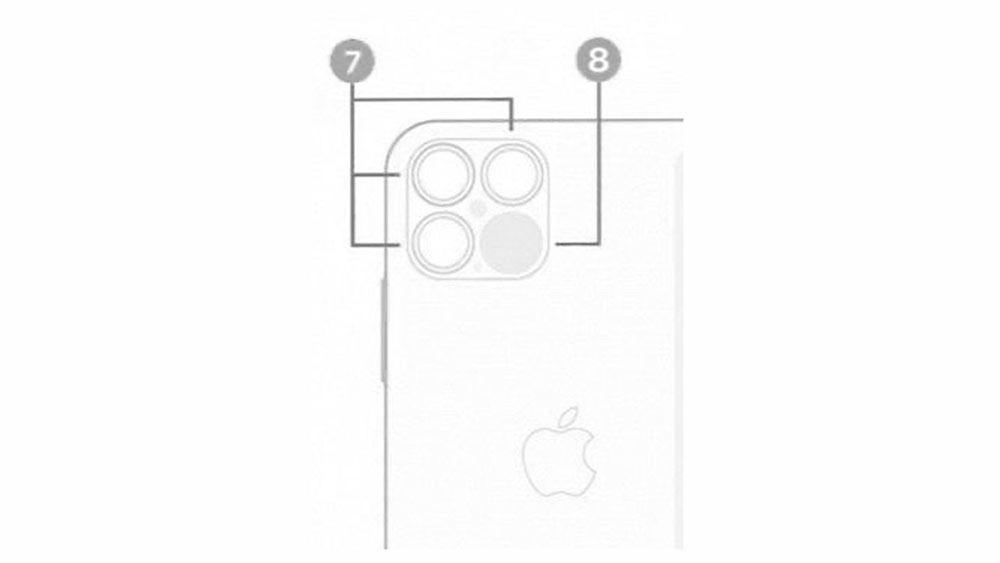 Apple iPhone 12 Pro LiDAR