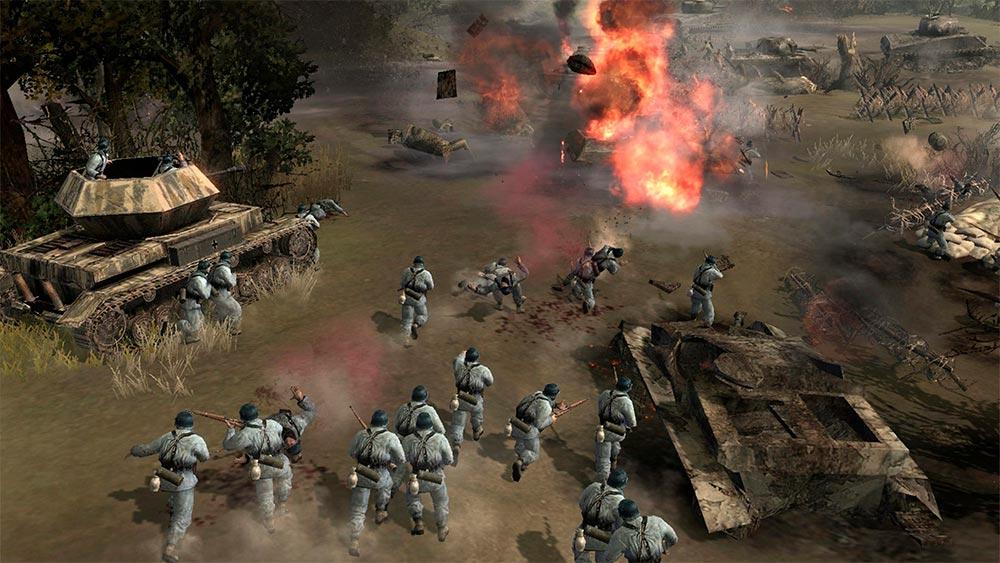 Company of Heroes Screenshots