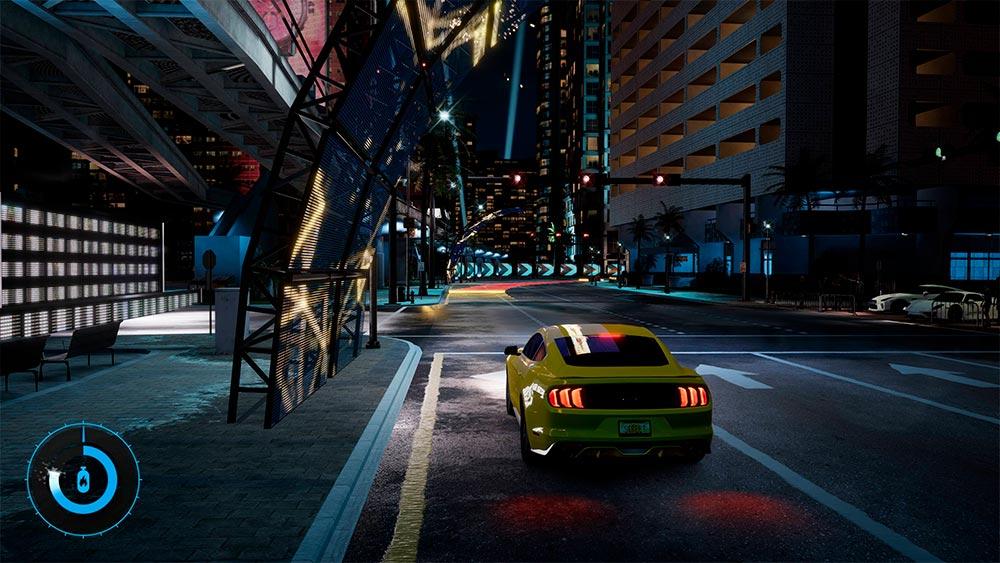 Скриншот из Forza Street