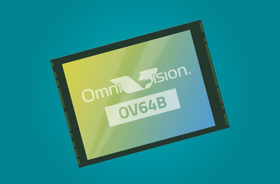 omnivision ov64b