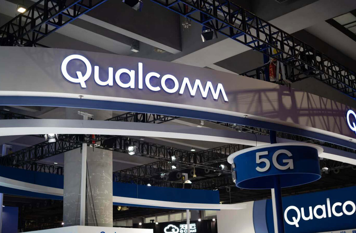 qualcomm лого