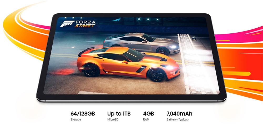 Характеристики Galaxy Tab S6 Lite