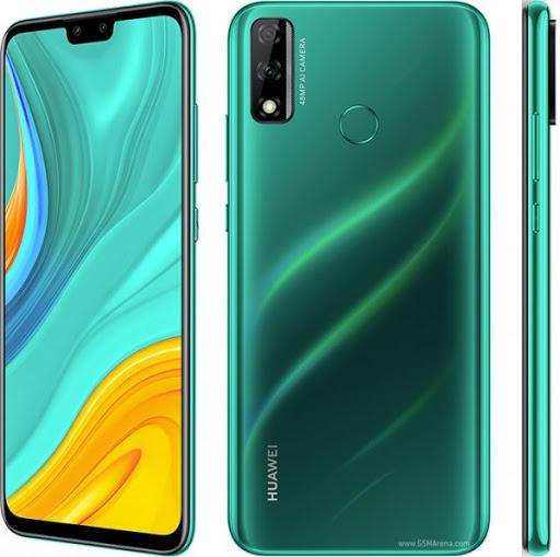 Huawei Y8s зеленый