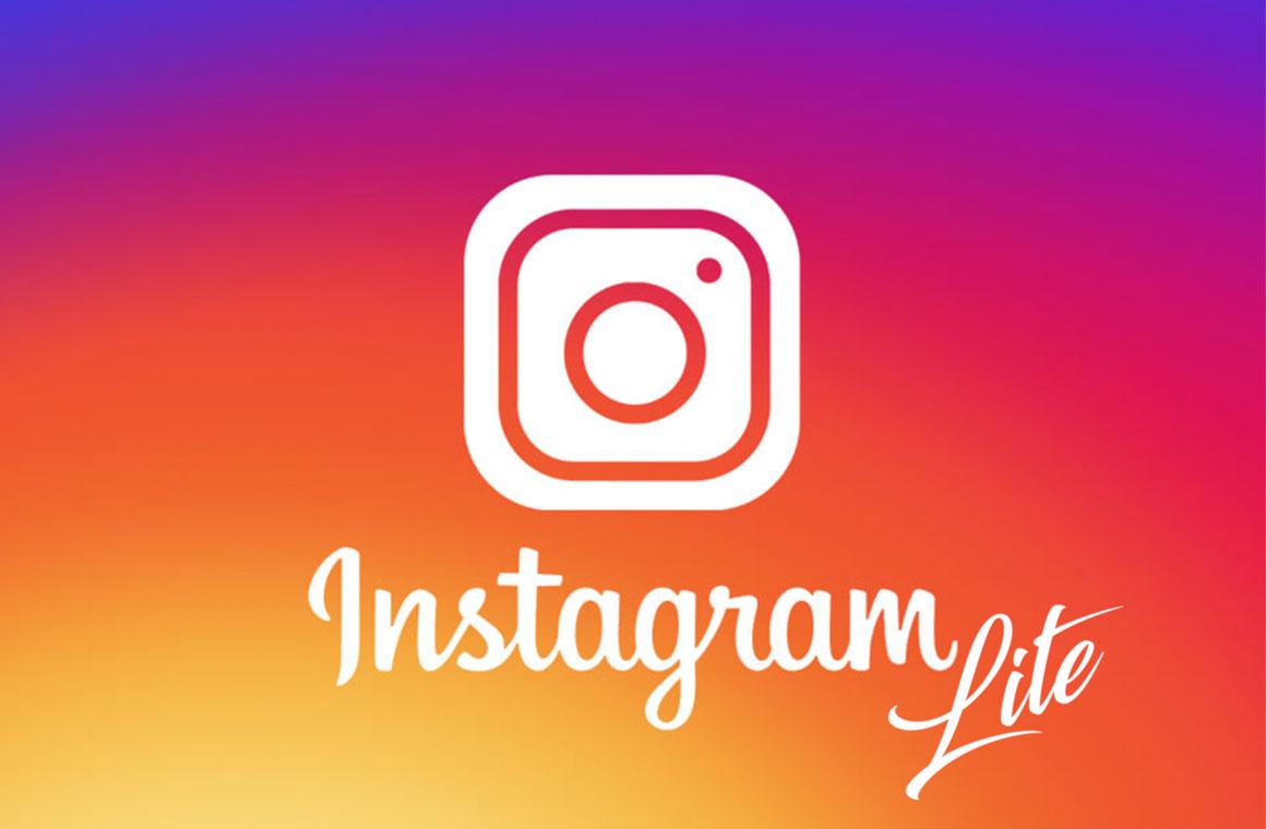 Instagram Lite лого