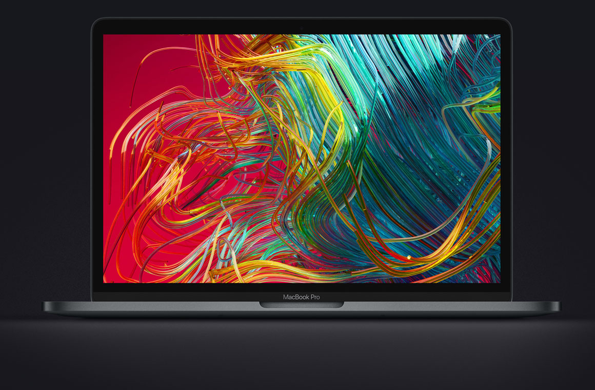 MacBook Pro 13 экран