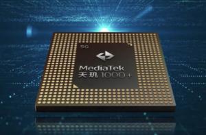 MediaTek Dimensity 1000+ чип