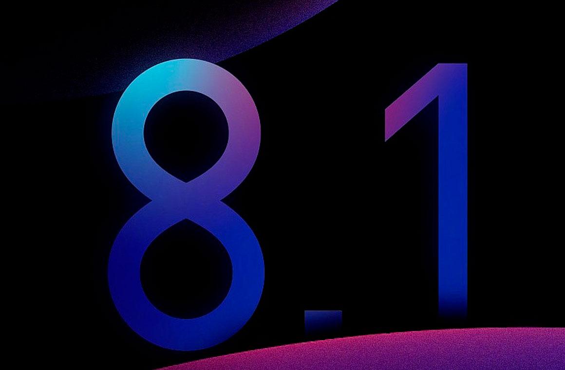 Flyme 8.1 logo