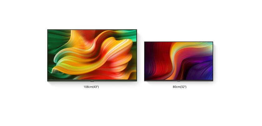 Realme Smart TV две диагонали