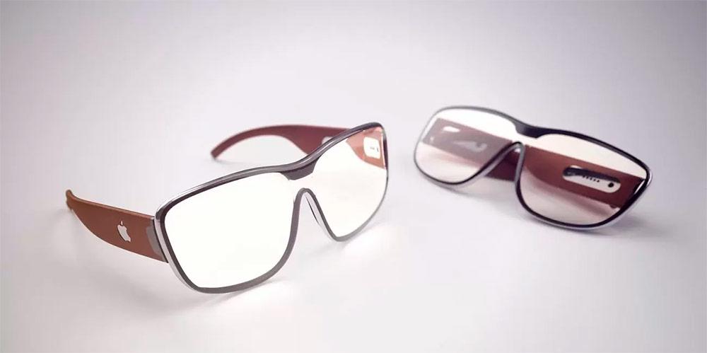 Слухи об умных очках Apple
