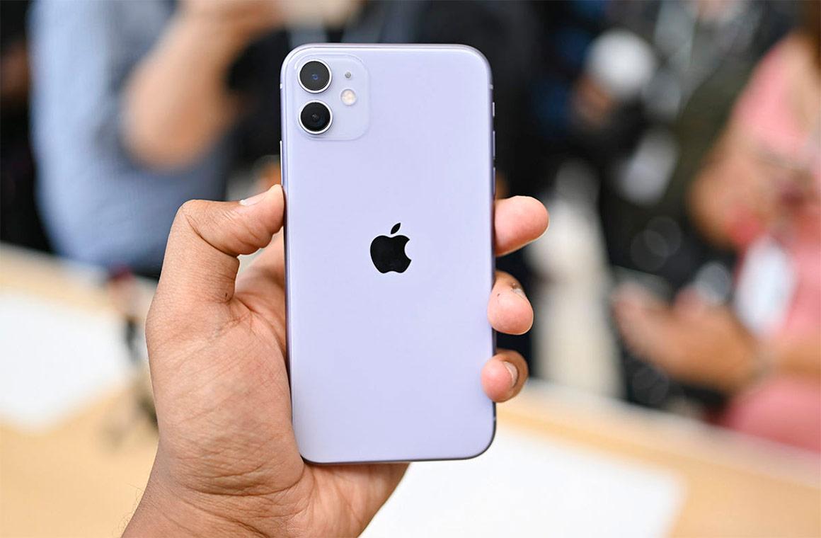 Apple iPhone 11 Back