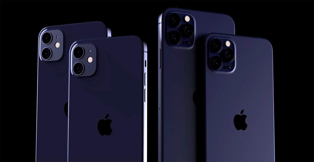 Apple iPhone 12 Render