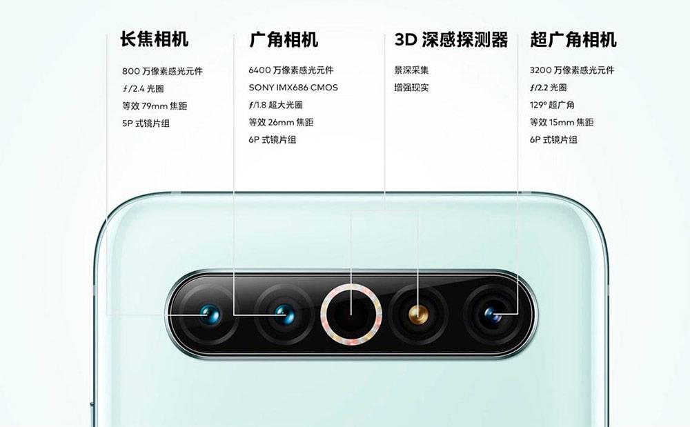 Meizu 17 Pro Camera