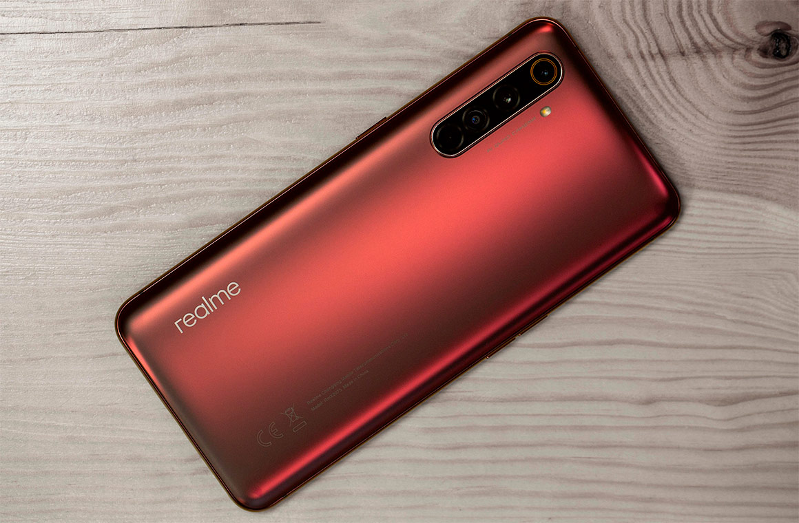 realme x50 pro 5g Red