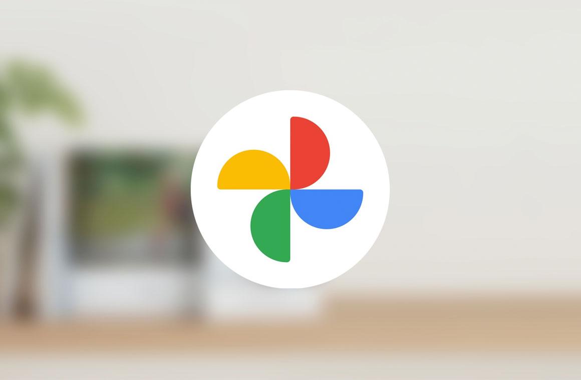 Google Photo новое лого