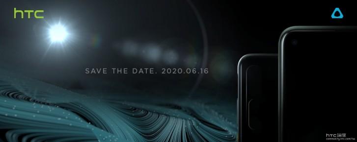 HTC Desire 20 Pro дата