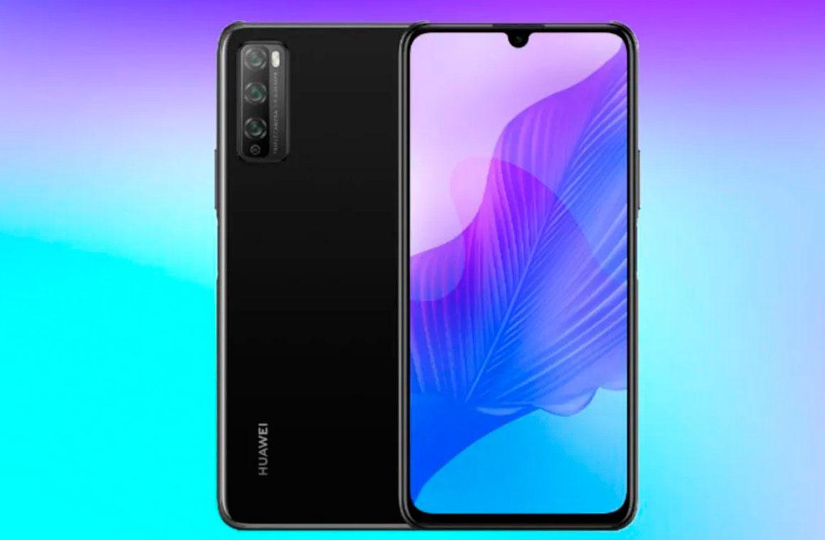 Huawei Enjoy 20 Pro черный