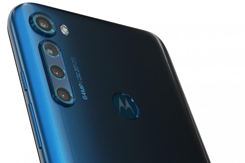 Motorola One Fusion+ камера