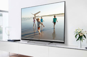 Nokia 4K LED Smart TV дизайн